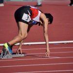大学生の50m走の平均タイム(男子、女子)と標準偏差