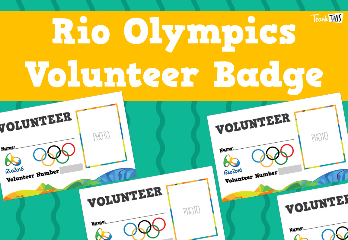 RioOlympicsVolunteerBadge