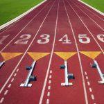 陸上短距離 日本選手権の歴代優勝者と標準記録について