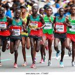マラソン最速キプチョゲ選手の2時間切り記録にナイキの厚底シューズ?!
