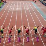 元オリンピック スプリンター曰く、「緊張の緩和(Relaxation)が短距離競技のスピードを上げる」