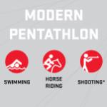 800m走ったら、直ちに静止を4回繰り返す!:近代五種の厳しさ