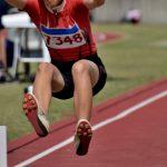 跳躍競技の種目と世界記録