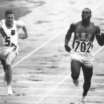 小学生の50m走の平均タイム(男子、女子)と標準偏差