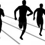 中学生の50m走の平均タイム(男子、女子)と標準偏差