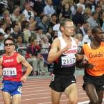 短距離と長距離の要素を持った競技・800mの走り方と練習方法
