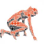 陸上選手の故障の原因の分析と、回復メニューによるパワーアップ
