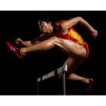 ハードルで早く走るための適切な走り方と飛び方(練習時に意識するポイント)