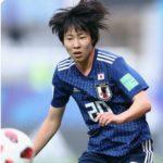 なでしこジャパン日本代表の遠藤純選手は若手ホープ