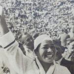 「前畑、ガンバレ!」銀メダル編 - ロサンゼルス五輪の前畑秀子