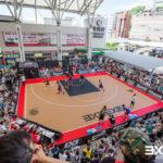 オリンピックの新種目「3×3 バスケットボール」 - 競技会場、スケジュール、ルール